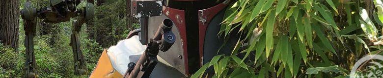 Un blaster es tu mejor amigo en cualquier parte de la galaxia...