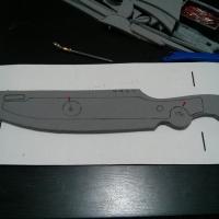 Destiny - Hunter Knive